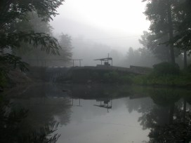 Love the early morning mist. 2005.