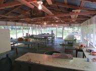 2017JUL4 newly refurbished dining hall