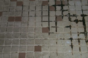 Inspecting Tile Grout as a Home Inspector in Bonner County