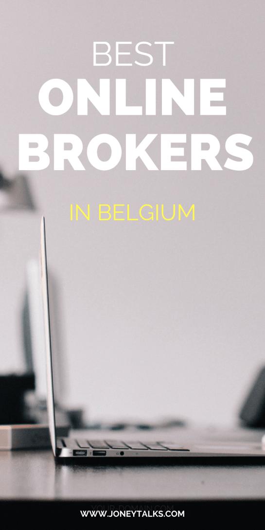 Best Online Brokers in Belgium 2020  #degiro