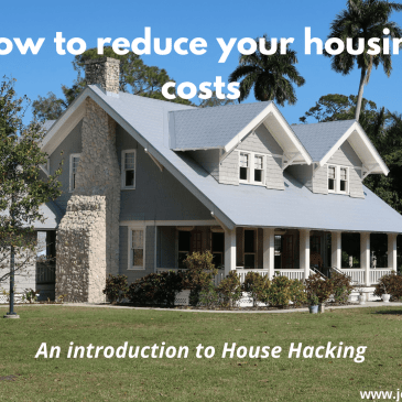 House Hacking, reduce Housing costs