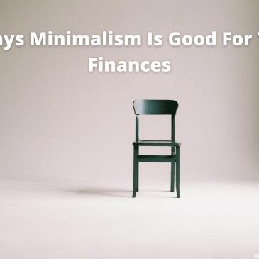 Minimalism finances