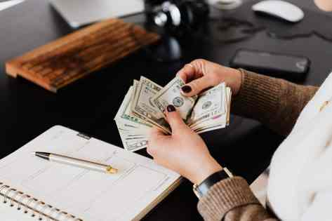 Budgeting money #moneytips #budget