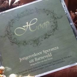 Beluister fragmenten van onze nieuwe cd.