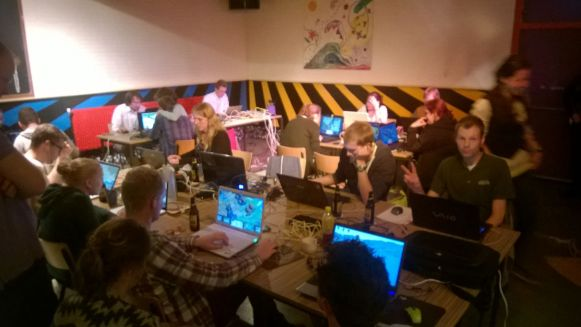 LAN-party WESP of Empires (5)