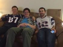 Me, Tom and Josh