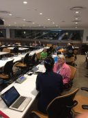Presenting at UN NGO Forum on Cultural Accountability