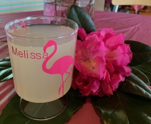 Bridal shower cups