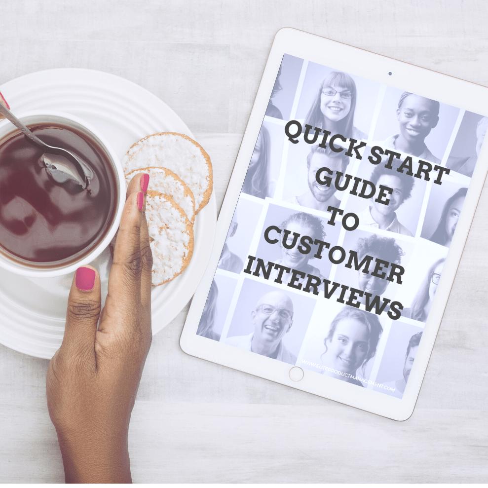 Quick Start Guide to Customer Interviews ebook