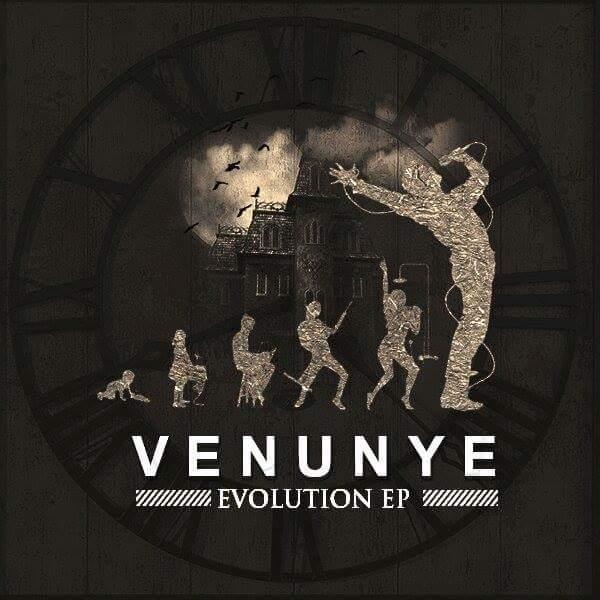 Evolution EP Cover