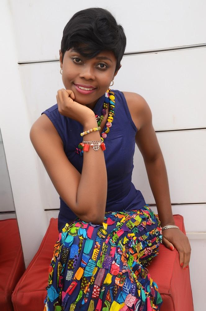 Gospel musician, Winifred Osei Tutu
