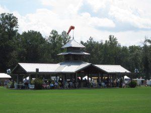 North pavillion