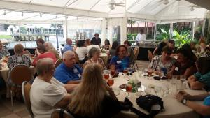 authors at Boca Raton book signing