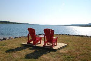 #Canada150 #sharethechair vacation