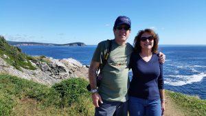 Cape Breton Canada Middlehead Trail