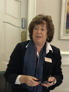 Trafalgar Tour Guide Ann
