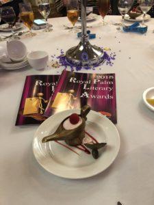 Florida Writers Association awards banquet