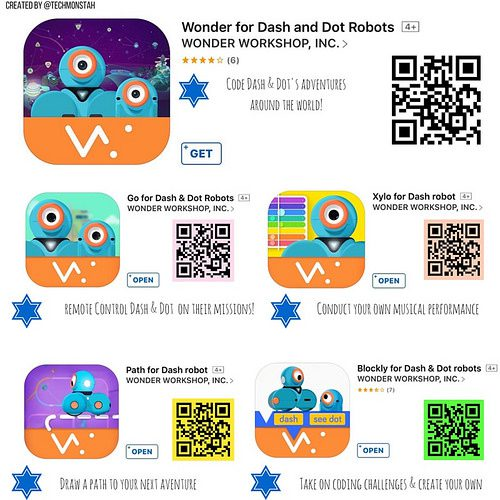 Dash And Dot Robots photo