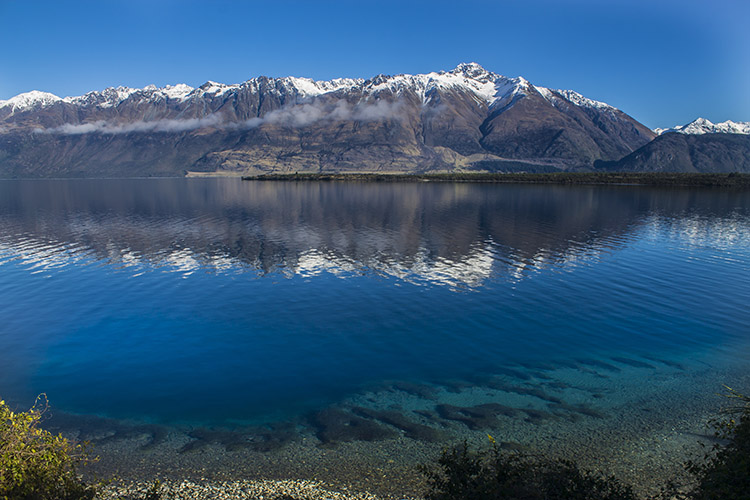 Paradise Glenorchy New Zealand