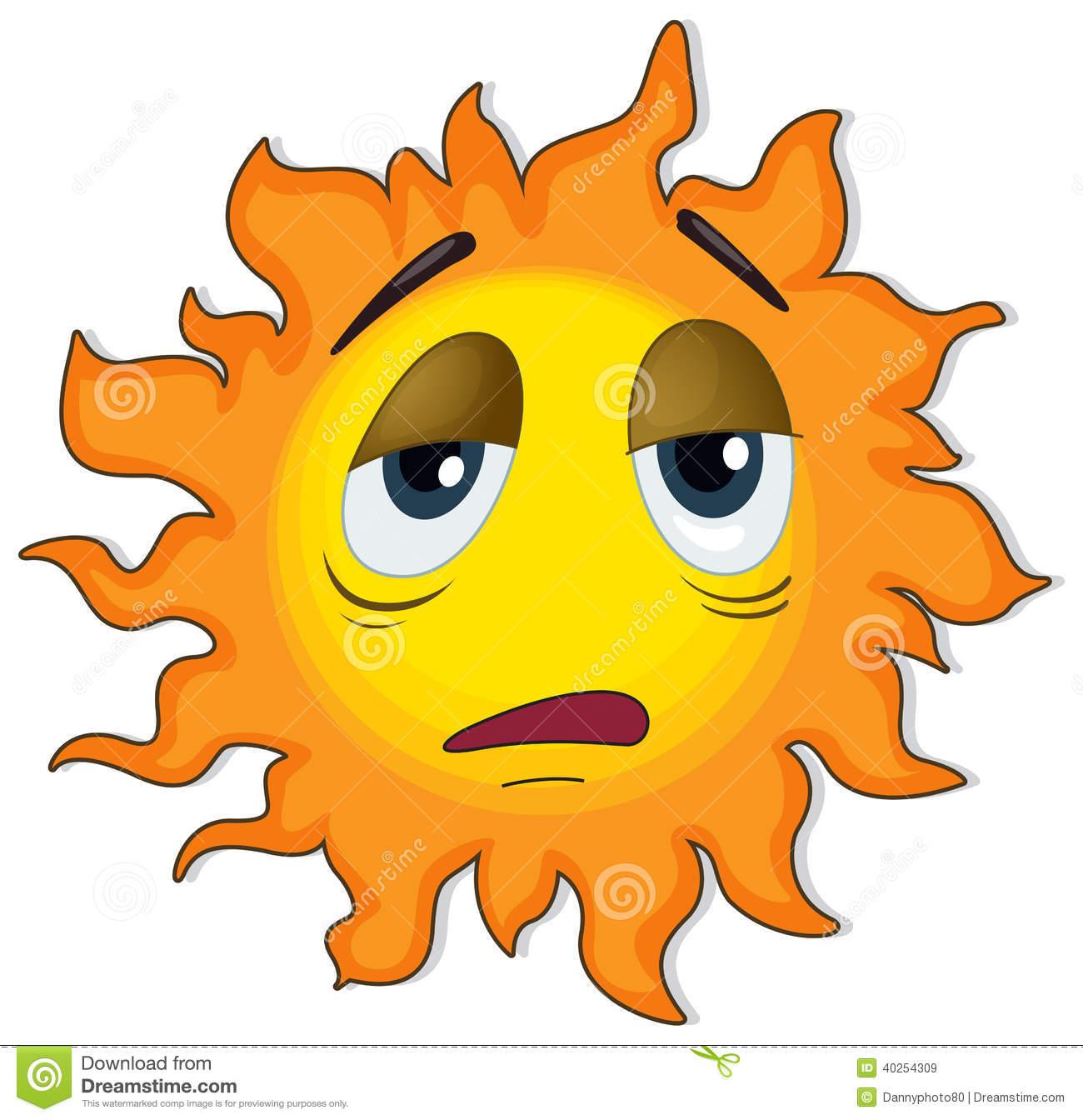 Saule lec nogurusi