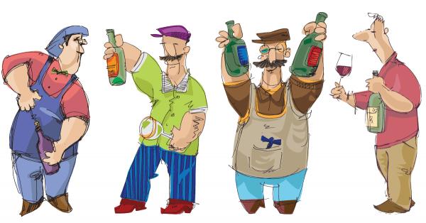 Par dažiem dzērieniem