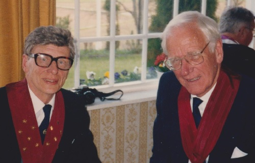 Berggren och Nils Kristensson 1992