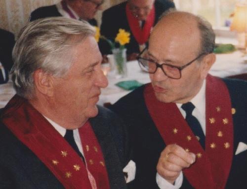 Mattus på middag 1992