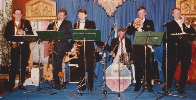 Gårdmarks Orkester Balen 1989