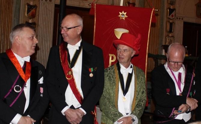 Medaljörer