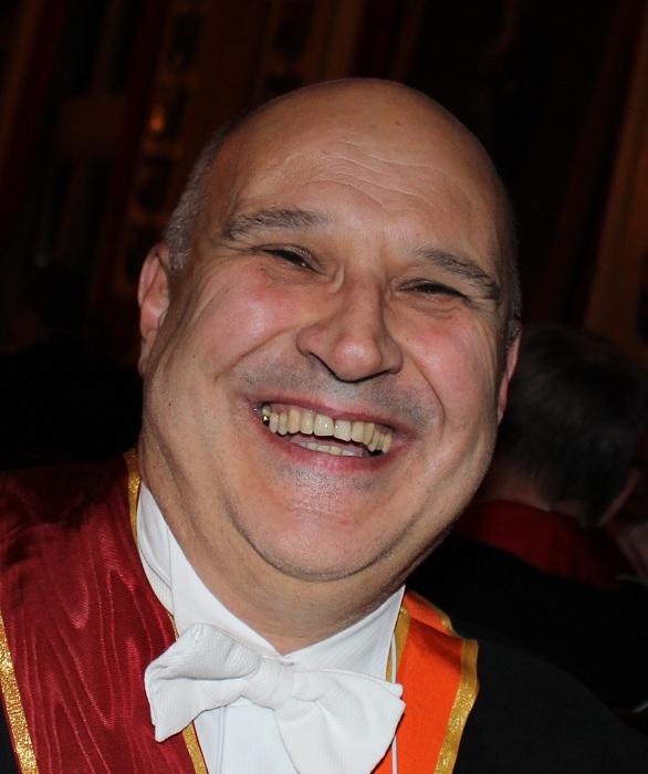 Choralintendent Mauro Nicoletti