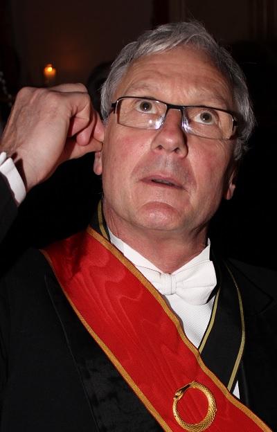 Choralintendent Mats Wykman