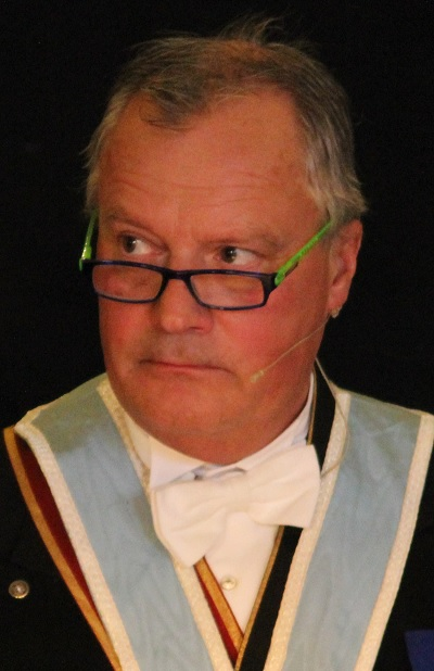 Ordförande Carl Ritzén