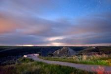 Teton Dam Site, Idaho