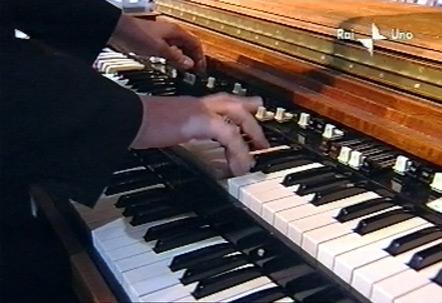 Hammond keys