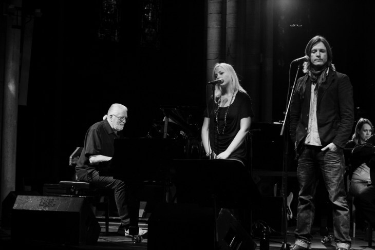 Jon Lord, Nathalie Lorichs, Steve Balsamo