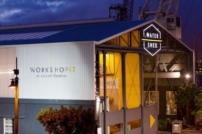 Workshop 17 - venue for Cape Town satRday