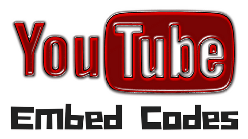 youtube embed codes