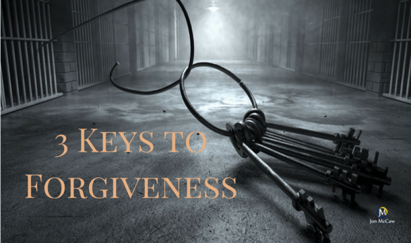 Keys to Forgiveness