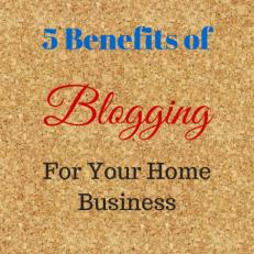 5 Benefits of blogging