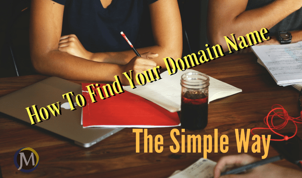 How to: Choose and Setup a Domain Name