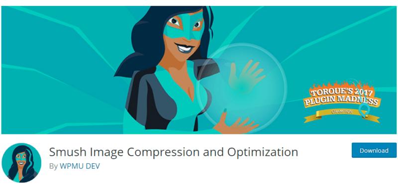 Plugins for WordPress - WPSmush