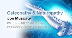 Jon Muscaty Osteopaty & Naturopathy