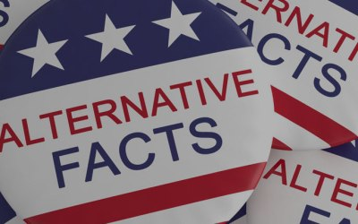 Alternative Facts Aren't Limited to Politics