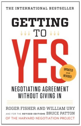 Books on negotiation