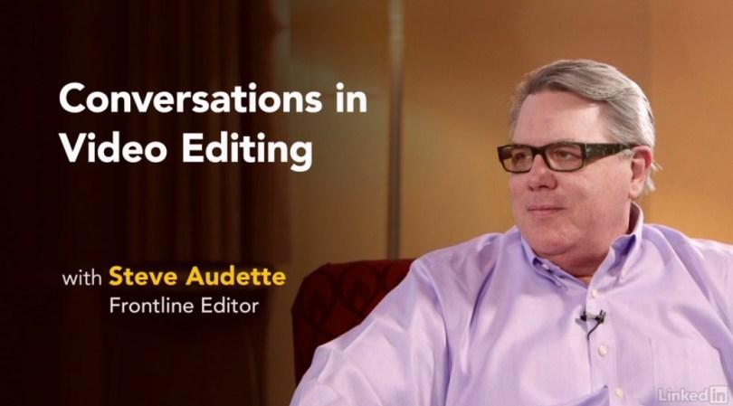 Steve Audette lynda.com