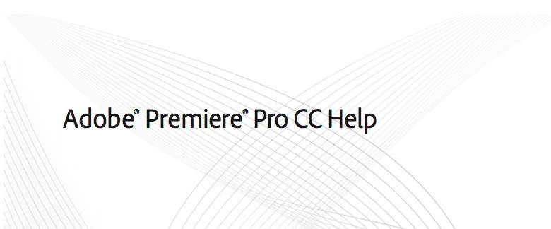 download adobe premiere pro cc 2015 manual pdf