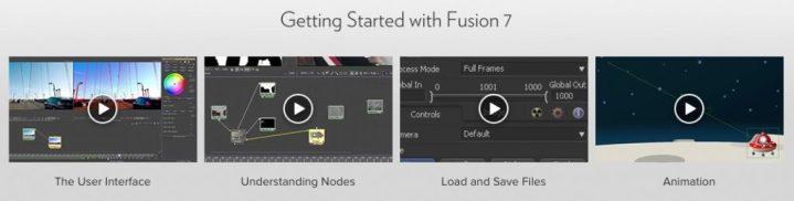 Fusion Tutorials