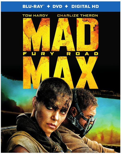 Mad max fury road making of