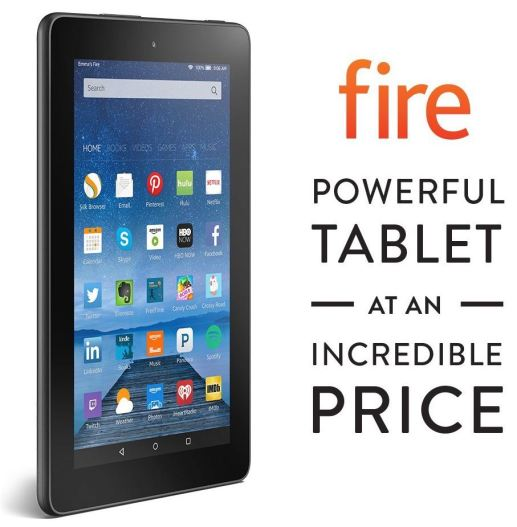 "Amazon Fire 7"" Review 2015"