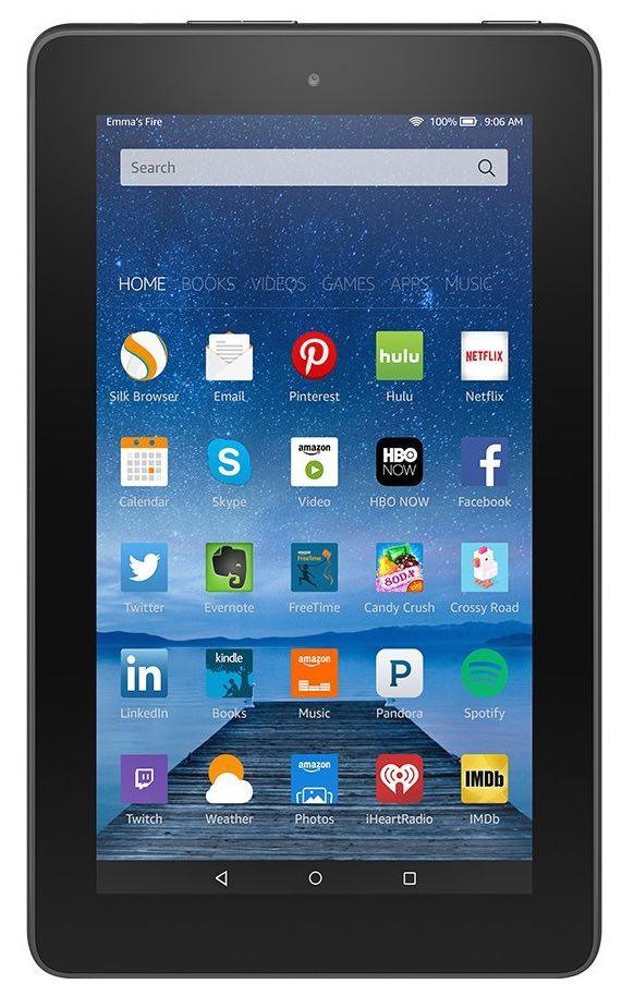 Setting up an Amazon Fire Tablet for Video | Jonny Elwyn - Film Editor